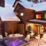 Jackson Hole ski chalet for rent