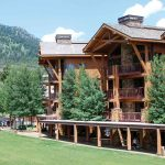 Crystal Springs condos in Teton Village