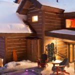 Jackson Hole private chalet for rent