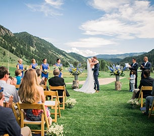 Weddings in Jackson Hole