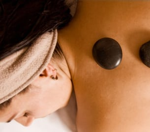 Hot Stone Massage at SpaTerre
