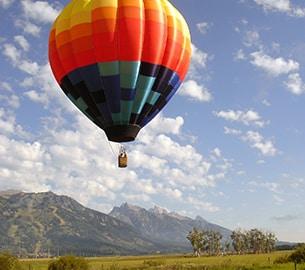 Ballooning in Jackson Hole