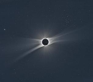 Total solar eclipse Jackson Hole 2017