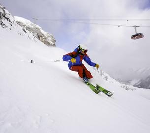 skier-gondola