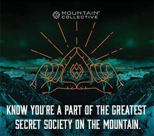 The Mountain Collective graphic.